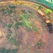 Pohádkové železnice - dodávka perníku