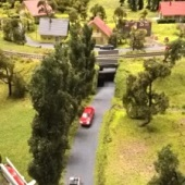 Modelové železnice