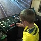 Řízení vlaku