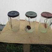 Kasičky pro sběr mincí