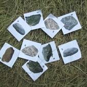 Odstraňování kamenů ze závalu