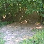Tady býval tábor...