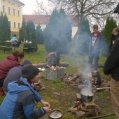 Okresní sraz rádců a roverů - Slivice 3.-5.11.2017