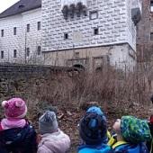 Prohlížíme si Rožmitálský zámek