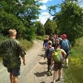 Cesta do tábora