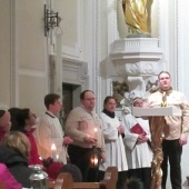Předávání betlémského světla