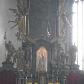 Kostel Nanebevzetí Panny Marie v Blatné
