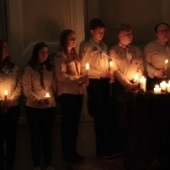 Předání Betlémského světla