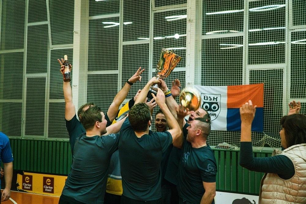 Champions!!! Troja Florbal Cup 2020