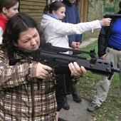 střelba