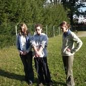 miny - Myška, Jagger, Bubla