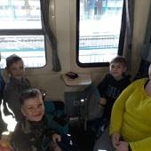 Ve vlaku domů - Čertisko, Dudlík (Bóďa), Šimon, Beruška