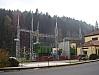 Budova elektr�rny Vydra