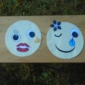 Při dnešní rozcvičce skládáme emoji