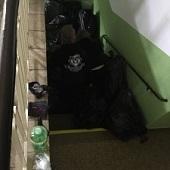 Batohy už čekají na své majitele... :)