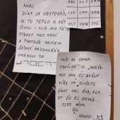 Dopisy od Arnošta
