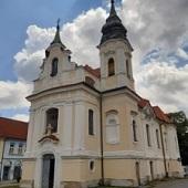 Kostel sv. Jana Nepomuckého v Rožmitále pod Třemšínem