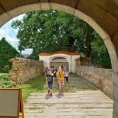 Jdeme nakouknout na nádvoří zámku v Rožmitále