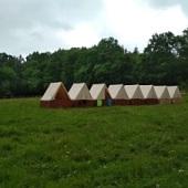 Stavba tábora