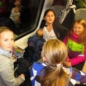 Výprava Pand do Nymburka 4.-5.11.2016