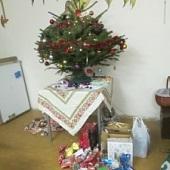 Stromek s dárky