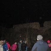 Večerní procházka - hradby